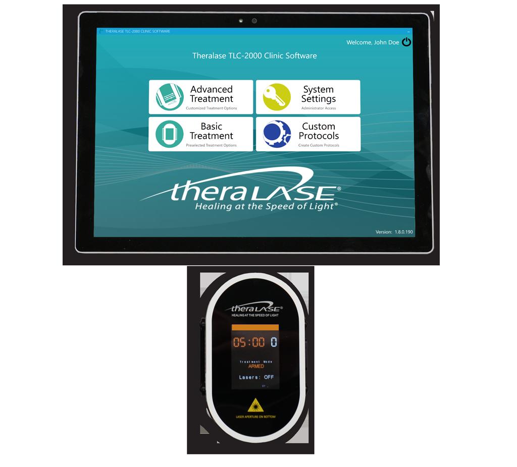 TLC-2000 for chiropractors