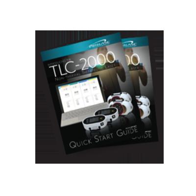 TLC 2000 manuals