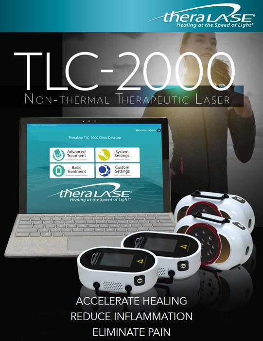 tlc-2000 non-thermal therapeutic laser