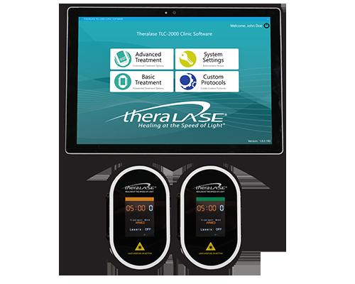 photodynamic therapy theralase TLC 2200