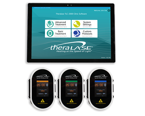 photodynamic therapy theralase TLC 2300