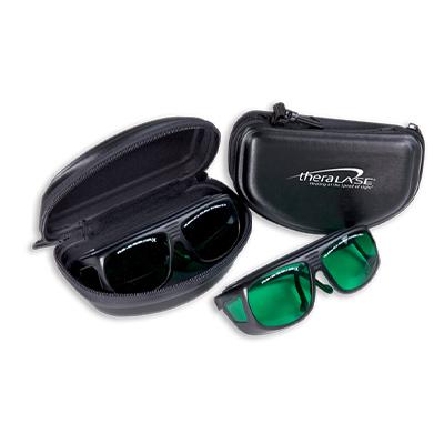Theralase laser treatment TLC 1000 laser safety eyewear