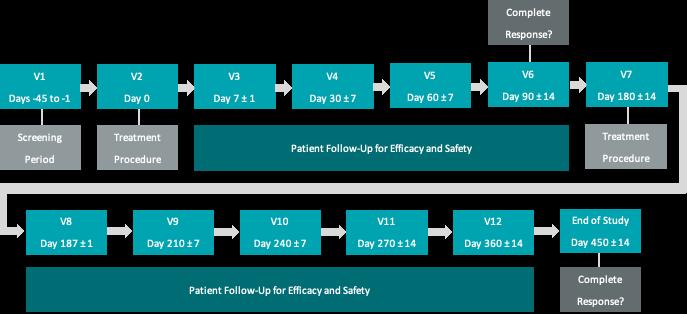 Phase II NMIBC Clinical Study