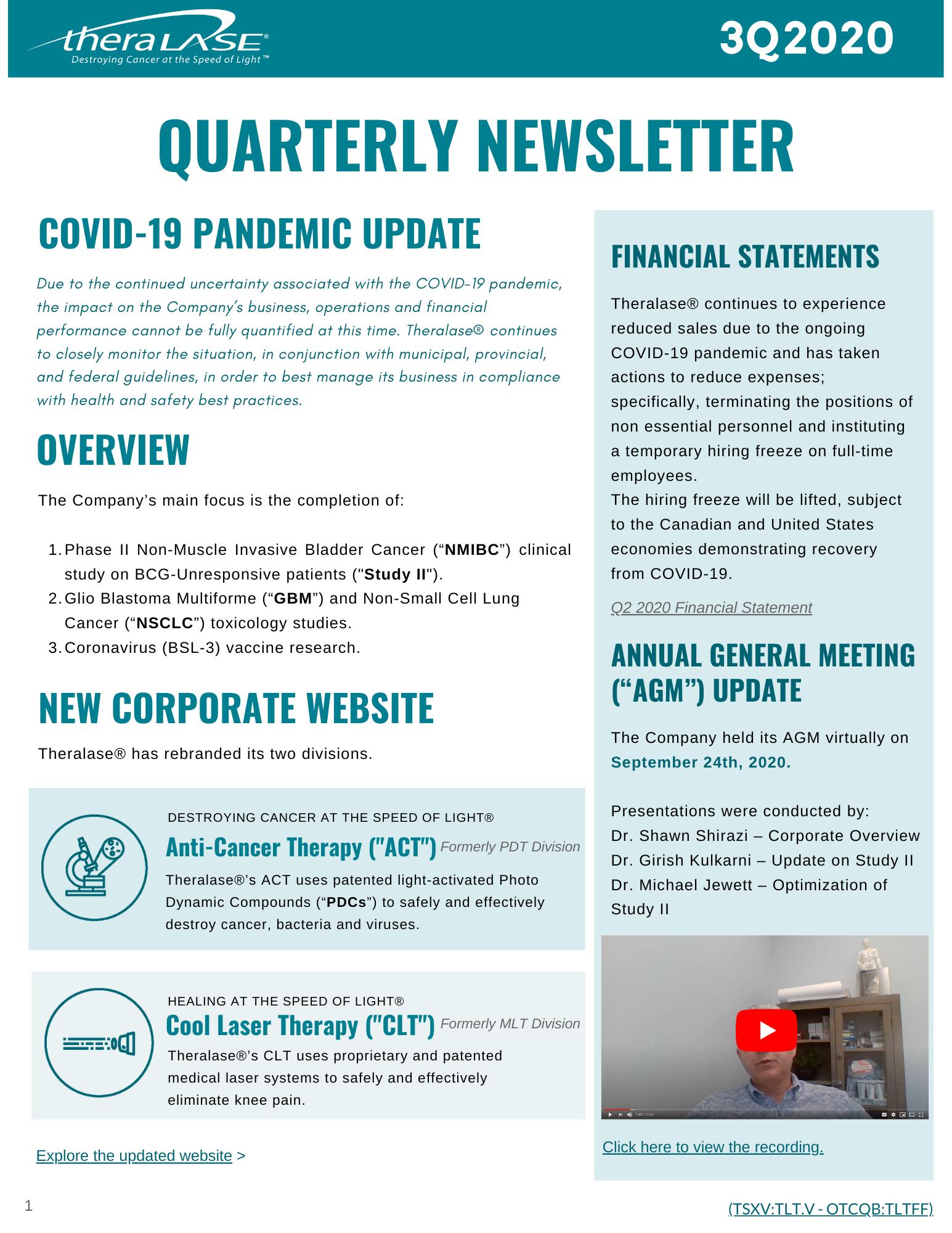 newsletter-3q2020